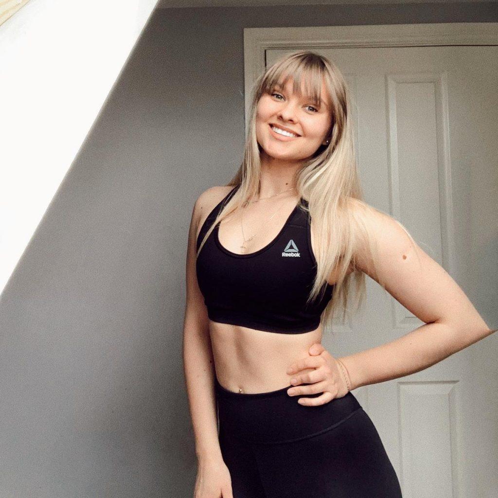 Danielle Good Stretch