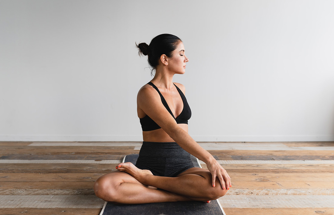 Why is stretching so important – especially right now, and especially for young women