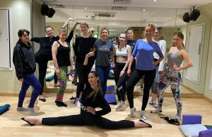 Exercise classes are back – here is what you need to know about stretch classes in person