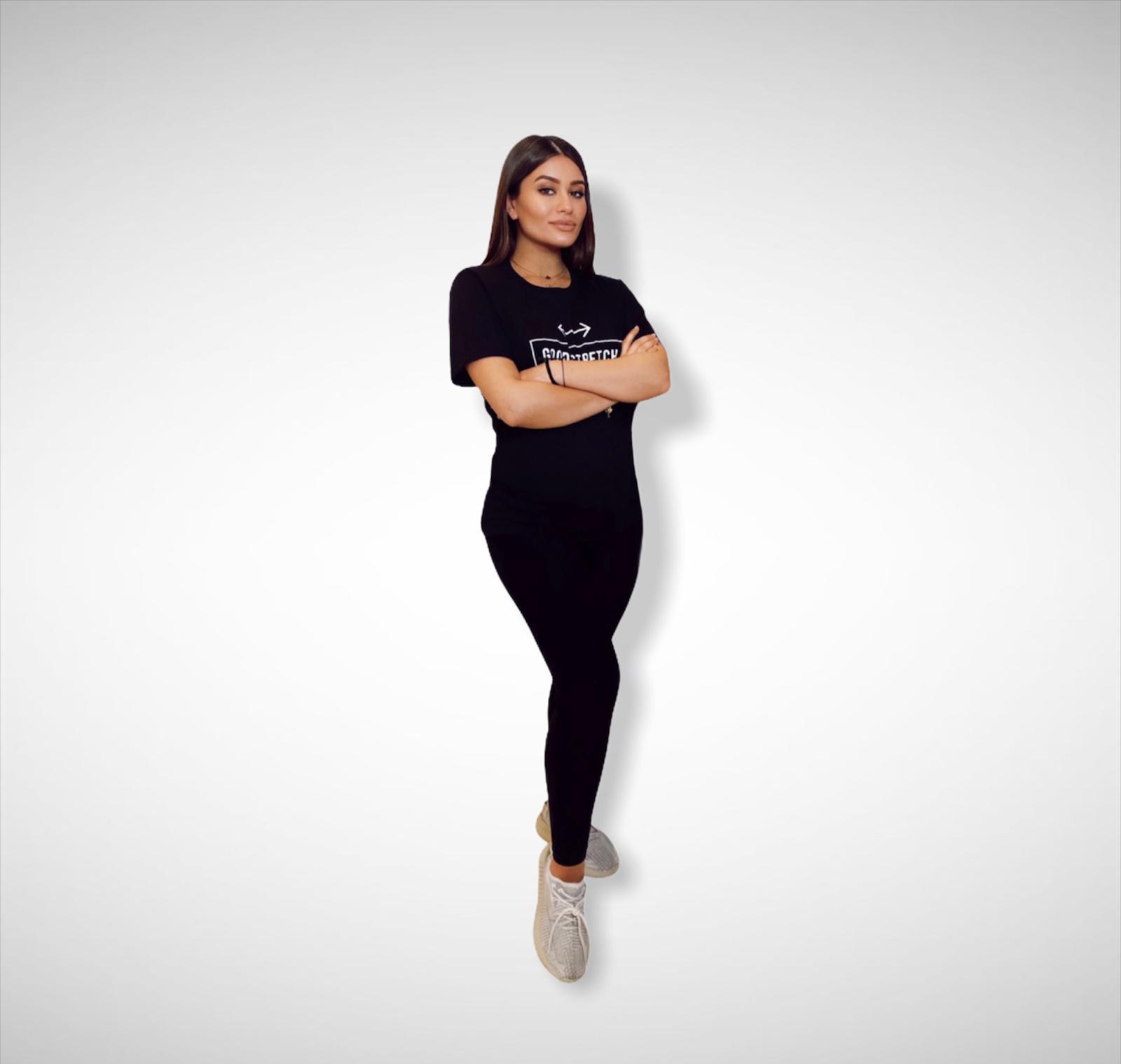 Aida Yahaya Good Stretch
